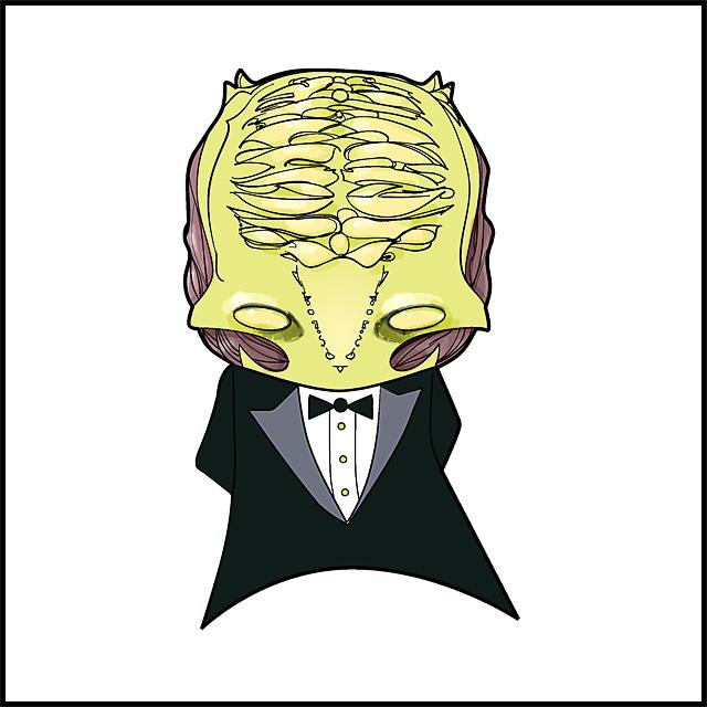 Alien Mob Boss