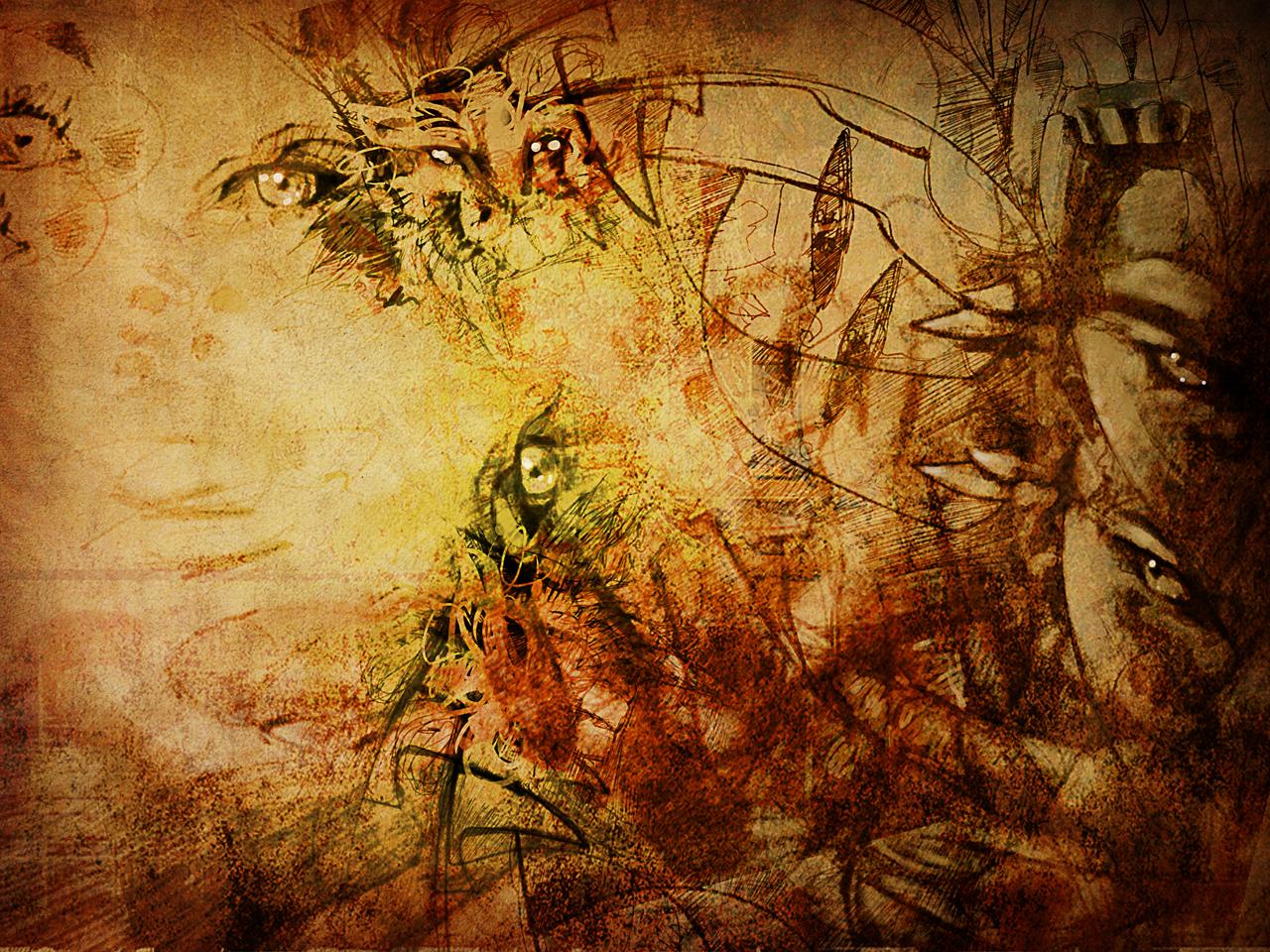 Demon scars