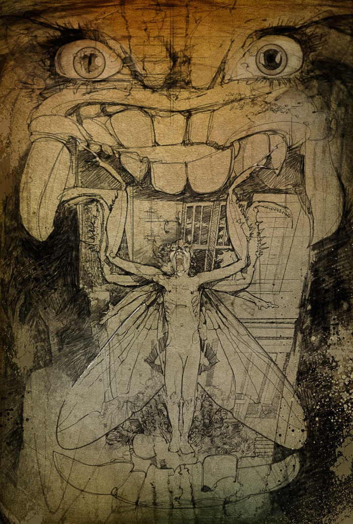 Hellmouth Sketch