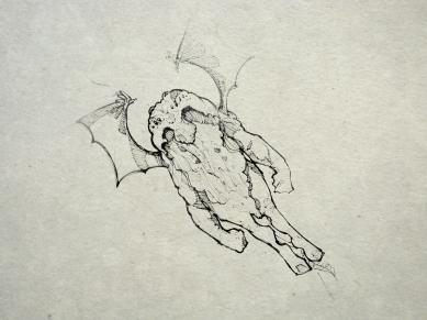 Flying Cthulhu