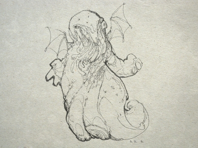 Considered a Great Old One within the pantheon of Lovecraftian cosmic entities, the creature has since been featured in numerous popular culture references.
