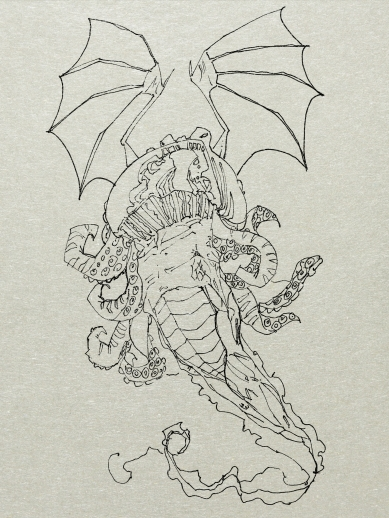 """H. P. Lovecraft's initial short story, """"The Call of Cthulhu"""", was published in Weird Tales in 1928 and established…"""