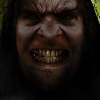 Bigfoot Face 22