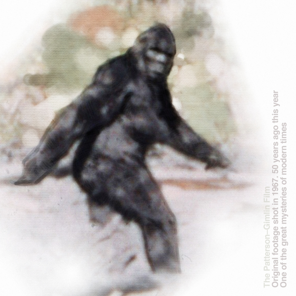 Patterson-Gimlin 50 years