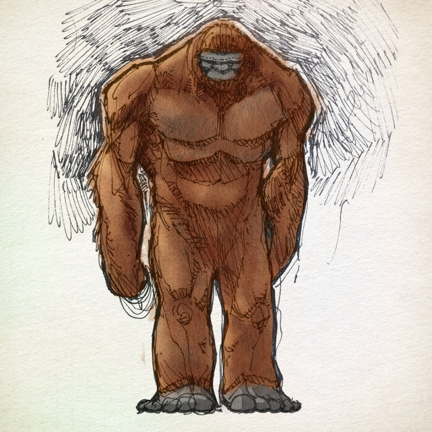 bigfoot-sketch-color2
