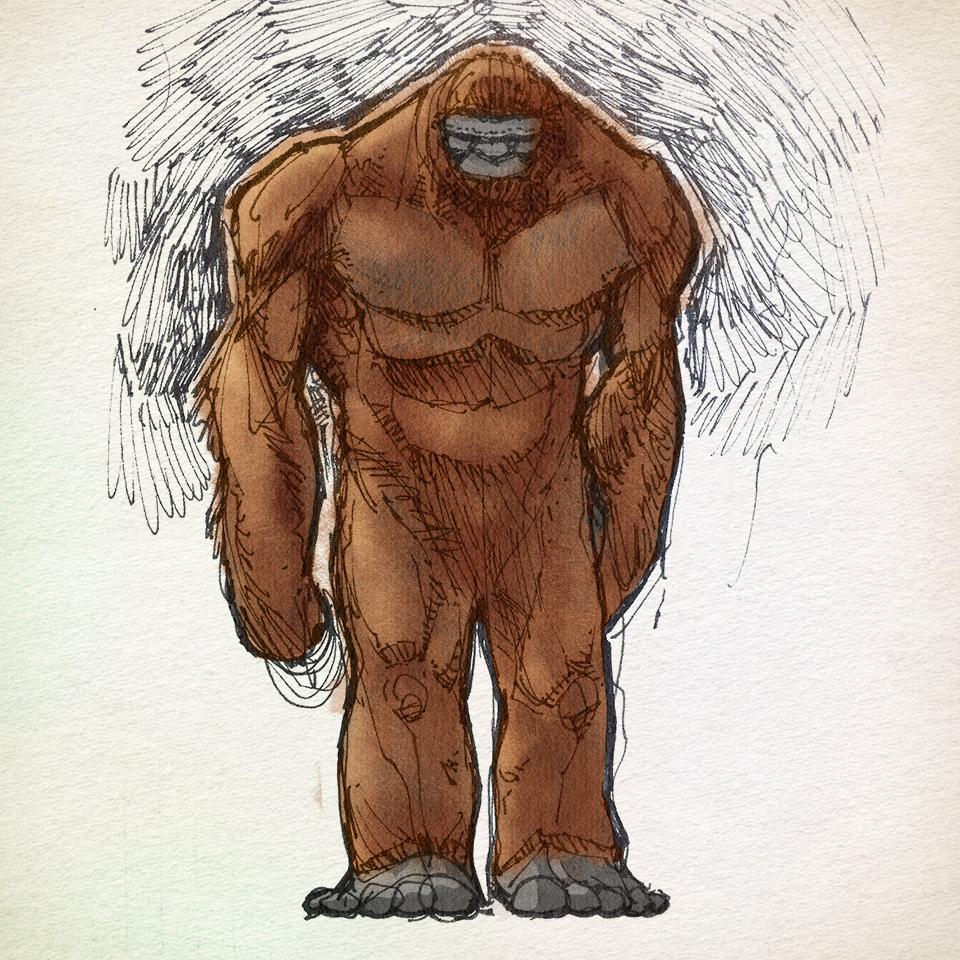 bigfoot-sketch-color2