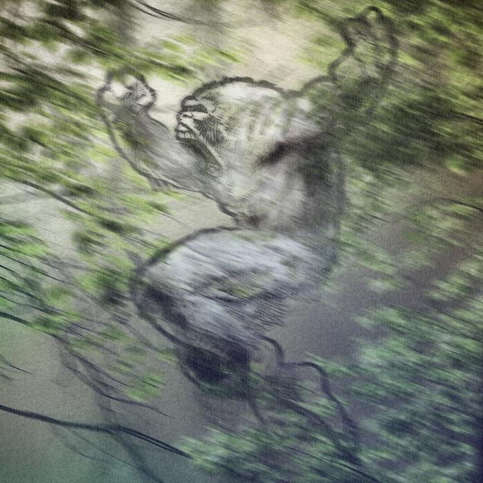 Jumping Bigfoot