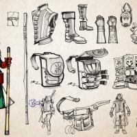 D&D Character | Geoff Bezos